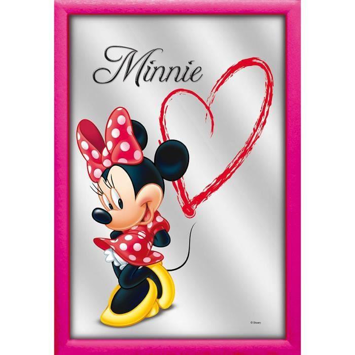 Miroir de Maquillage Vintage Minnie Mouse