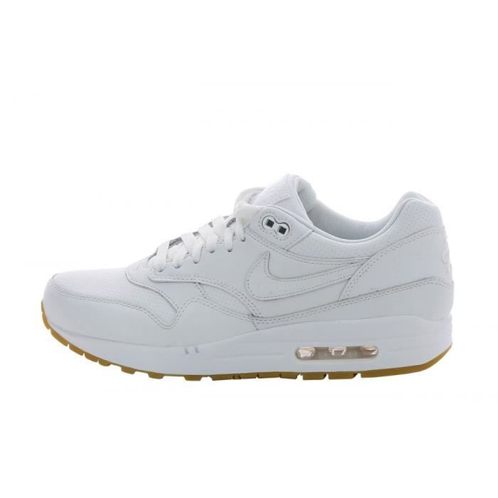 Basket Nike Air Max 1 Leather PA - 705007-111