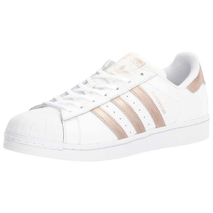 Adidas Originals Superstar LR95Y Taille-40 Blanc - Cdiscount ...