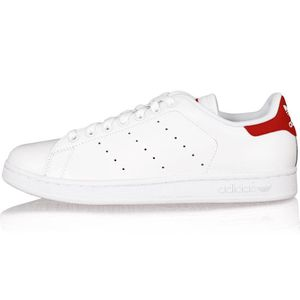 adidas stan smith rouge soldes