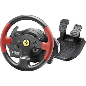 VOLANT PC Thrustmaster Volant T150 FERRARI Edition - PS3 / P
