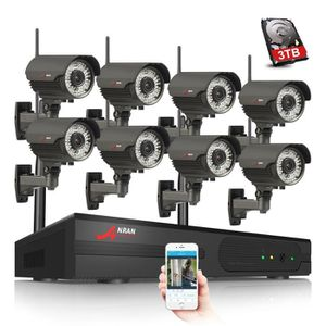 camera videosurveillance sans fil wifi achat vente pas. Black Bedroom Furniture Sets. Home Design Ideas