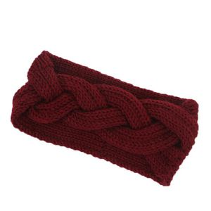 BANDEAU - SERRE-TÊTE Femmes Bonneterie Bandeaux Hiver chaud Accessoires
