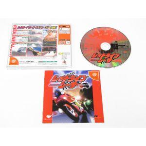 JEU DREAMCAST Produit d'occasion - Redline Racer (Version jap…
