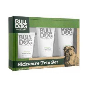 COFFRET CADEAU PARFUM Set de Cosmétiques Homme Skincare Bulldog (3 pcs)