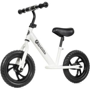 Vélo équilibre bois sans pédale Running Training Walking Cycle Noël Anniversaire Cadeau