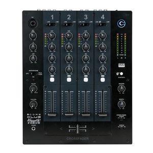 TABLE DE MIXAGE  CORE Club Table de mixage DJ 4 canaux