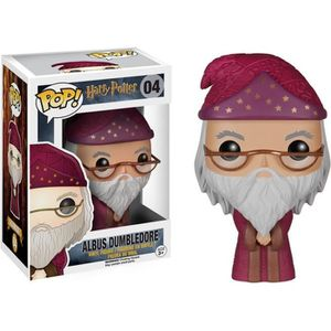 FIGURINE - PERSONNAGE Figurine Funko Pop! Harry Potter : Albus Dumbledor