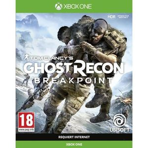 JEU XBOX ONE Ghost Recon BREAKPOINT Jeu Xbox One