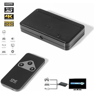 REPARTITEUR TV ONE FOR ALL SV1630 Switch HDMI automatique