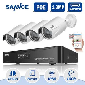 Systeme de video surveillance sans fil achat vente for Video surveillance exterieur sans fil