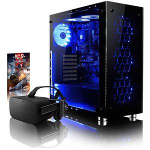 UNITÉ CENTRALE  VIBOX Nebula VGS580T-7 VR PC Gamer avec Oculus Rif