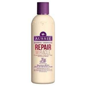 SHAMPOING AUSSIE Shampoing Réparation Miracle - 25 cl