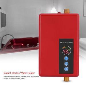 CHAUFFE-EAU Mini chauffe-eau électrique instantané sans réserv