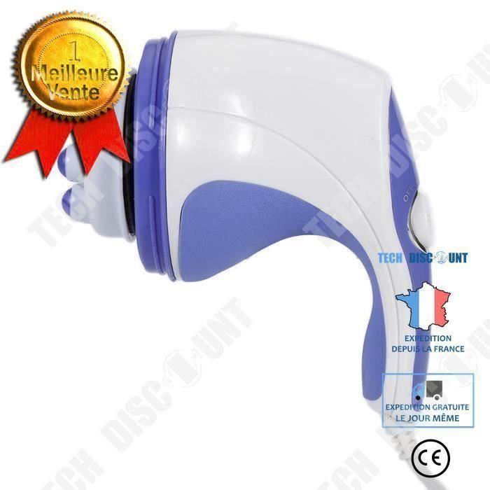 Appareil de massage-Masseur électrique Pro-Relaxation Corps Musculation Jambes- Santé Bras-Accessoire quotidien COSwk30899
