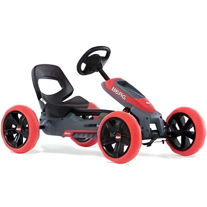 Kart a pedales BERG Reppy Rebel