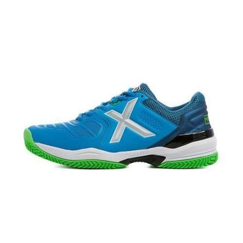 Chaussures de Padel pour Adultes Munich Pad 2 Bleu
