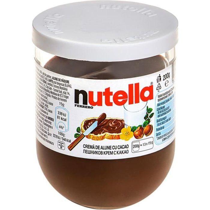 Nutella - Nutella 200g