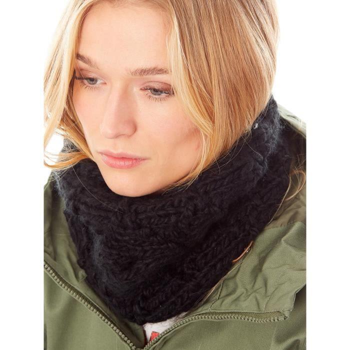 Cache-col pour Femmes Roxy Winter True Noir