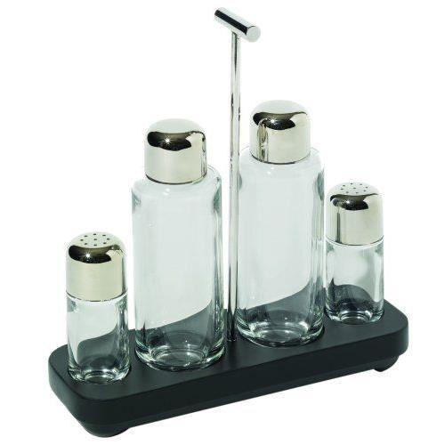 SALIERE - POIVRIERE Alessi - FS05 1X3 - PROGRAMMA 8 - Service huile…