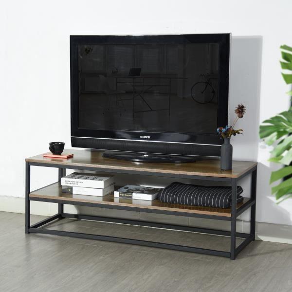 Meuble Tv Scandinave Babette Achat Vente Meuble Tv Tv Stand Cdiscount