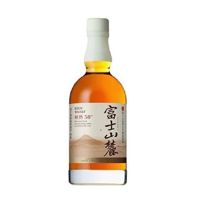WHISKY BOURBON SCOTCH Kirin 50 Whisky Japonais