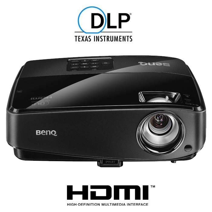 benq ms517 vid oprojecteur dlp vid oprojecteur prix pas cher cdiscount. Black Bedroom Furniture Sets. Home Design Ideas