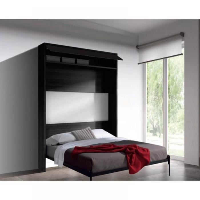 lit escamotable but. Black Bedroom Furniture Sets. Home Design Ideas