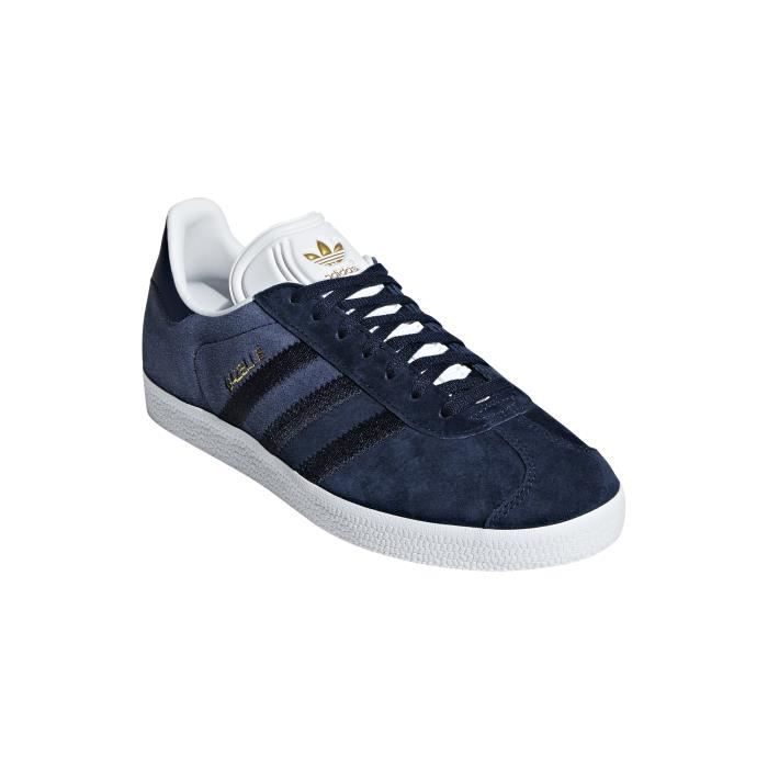 adidas gazelle femme bleu clair