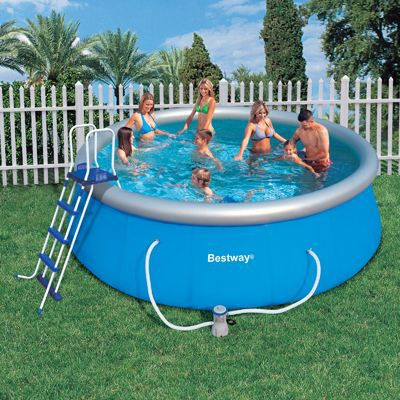 Piscine autoportee d457 122 achat vente kit piscine for Piscines autoportees