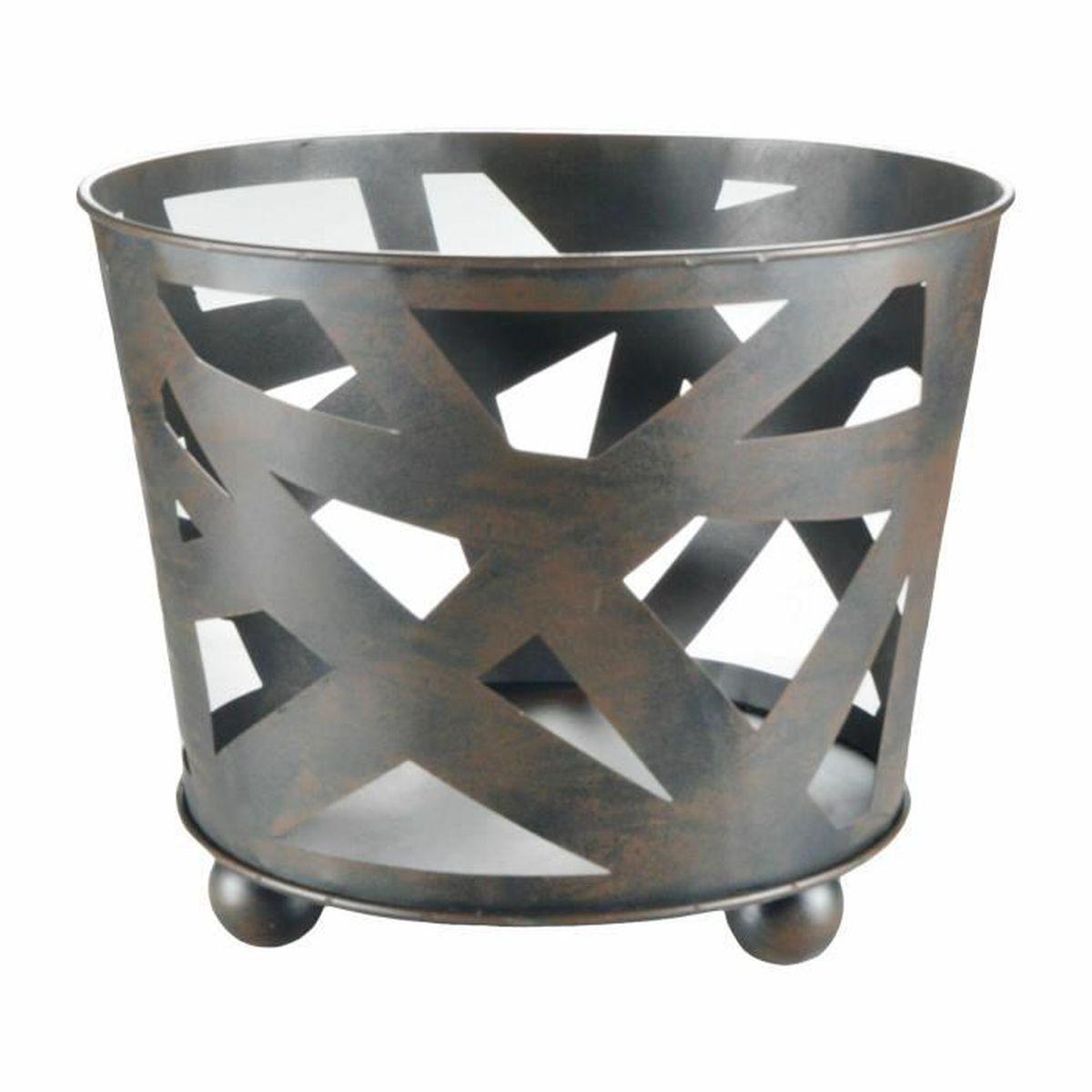 Prix Cheminee Exterieur Feu Chic Design brasero chauffage foyer feu de camp jardin exterieur cheminee corbeille