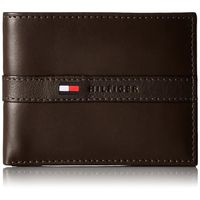 PORTEFEUILLE Cuir Ranger Passcase Billfold Portefeuille Tommy H