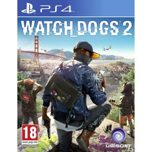 JEU PS4 Watch Dogs 2 : Playstation 4 , ML