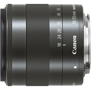 OBJECTIF CANON EF-M 18-55-3.5-5.6 IS STM EOS M