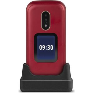 Téléphone portable DORO Téléphone mobile 6060 - microSD slot - GSM -