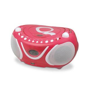 RADIO CD CASSETTE Metronic 477148 Gulli Radio - Lecteur CD - MP3 Por