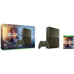 CONSOLE XBOX ONE Pack Xbox One S 1To + Battlefield 1