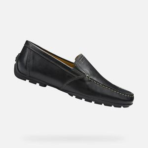 MOCASSIN Geox U Monet V hommes Smooth Cui...