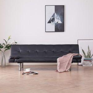 CANAPÉ - SOFA - DIVAN Canapé-lit Canapé d'angle- Scandinave Sofa avec de