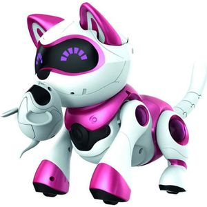 ROBOT - ANIMAL ANIMÉ SPLASHTOYS Teksta Kitty 5G - Robot Chat à Reconnai