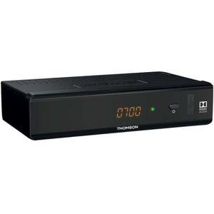 RÉCEPTEUR - DÉCODEUR   THOMSON THT 741 Décodeur TNT Full HD -DVB-T2 - Com