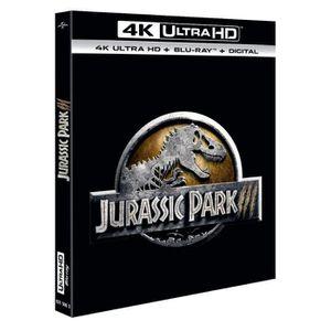 BLU-RAY FILM Jurassic Park 3 Bluray 4K