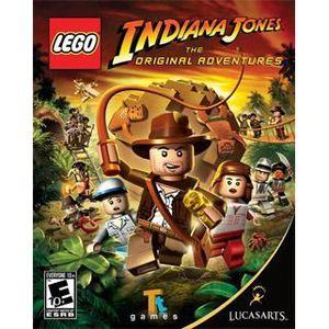 JEU PC Lego Indiana Jones - La Trilogie Originale