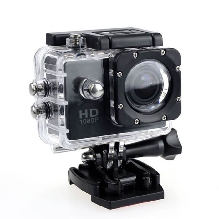 SJ4000 caméra HD Sport 1080P Full HD DVR vidéo Action Camera 30M Etanche Caméra vidéo d'action
