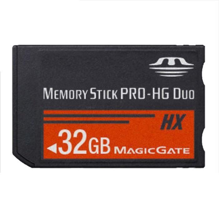 32Go Clé USB pour PSP et Sony Cyber-shot