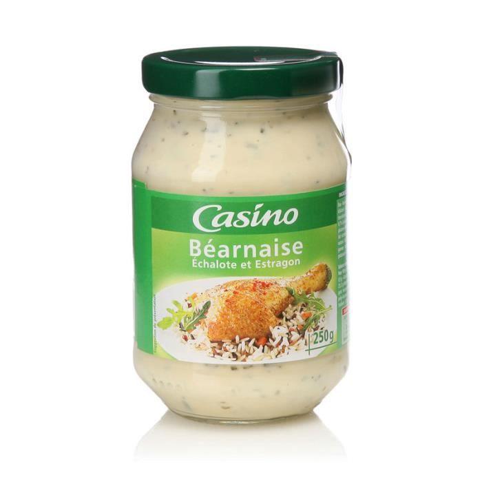 Sauce Bearnaise 250 ml