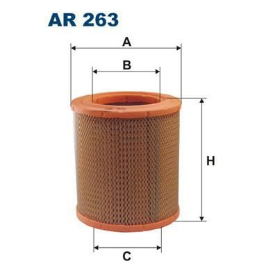 FILTRON Filtre à air AR 263