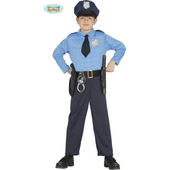 Déguisement De La Police Des Enfants