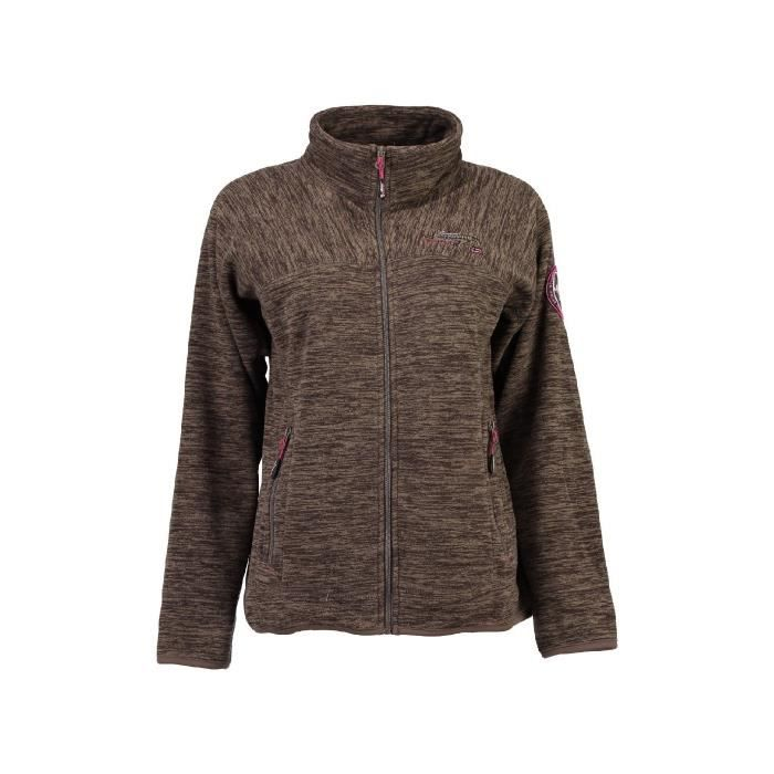 Polaire Fille Geographical Norway Tyrell Taupe