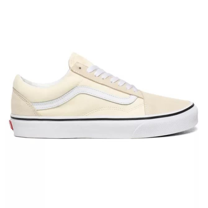 Baskets Vans Old Skool Classic White/True White VN0A4U3BFRL1
